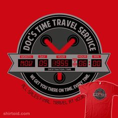 Out-a-time t-shirt