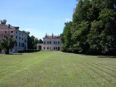 Lo splendido giardino di Villa Foscarini Rossi. #villevenete #matrimonio #location #stra #venezia #venice