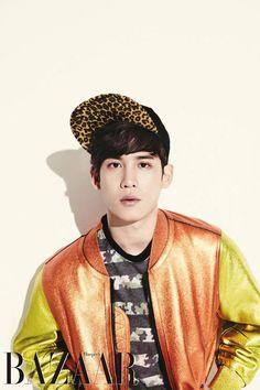 Park Ki-woong // Harper's Bazaar Korea // June 2013