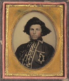 Bloody Bill Anderson-Jesse James Commander in the Civil War American Civil War, American History, Bill Anderson, Badge Maker, Confederate States Of America, Confederate Monuments, War Image, Civil War Photos, History Photos