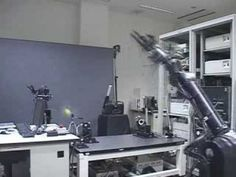 shikawa Komuro Lab's high-speed robot hand performing impressive acts of dexterity and skillful manipulation. For more information, see Hizook.com