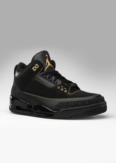 shoe-pornn: Nike Air Jordan Retro 3-Black History Month.