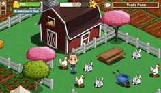Facebook farmville games on my own page - Norton Safe Search