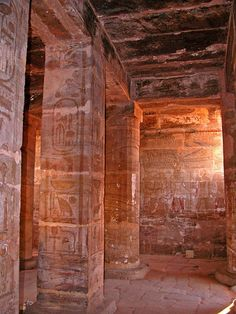 Ancient Egyptian Temple of King Thutmose III Discovered after Illegal Digging