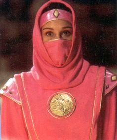 Pink Power Rangers, Power Rangers Movie, Mmpr Movie, Amy Jo Johnson, Mighty Morphin Power Rangers