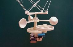 Download GoPro wind powered rotator for Kite aerial photography by UltiArjan - MyMiniFactory.com