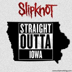 Straight outta iowa