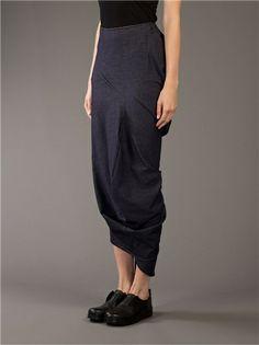 Comme Des Garçons - Draped Skirt 8