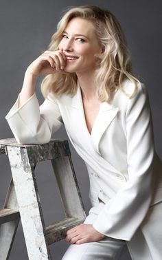mylittlespitfire: Cate Blanchett for Sì – 2015 – Cate Blanchett