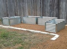 Tired of Garden Bed Rot Replace Decaying Wood Garden Beds with