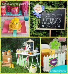 Detalles para decorar una Fiesta infantil con tema Jardín! mas en www.facebook.com/SusanitasParty ó instagram @ susanitasparty #gardenparty #partyideas #partydecor #fiestajardin #decorationsideas #fiestajardin #susanitasparty #talentovenezolano #kidsparty