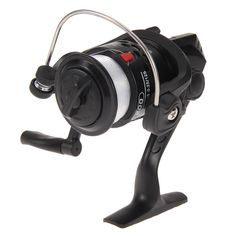EA14 Aluminum Body Spinning Reel High Speed G-Ratio 5.2:1 Fishing Reels with Line Copper rod rack drive Fishing Reals *** Want to know more, click on the image.