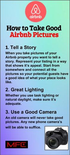Airbnb hosting - How to get started and grow. Airbnb is a great way to help pay your mortgage and meet amazing guests while you do it. Budget Travel, Travel Tips, Camera Hacks, Camera Tips, Airbnb Design, Airbnb House, Airbnb Rentals, Air B And B, Rental Property