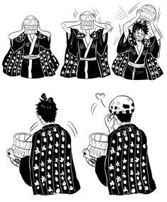 Trafalgar D Water Law Wano One Piece One Piece Comic, One Piece Fanart, One Piece Drawing, One Piece Manga, Devian Art, One Piece Images, The Pirate King, Trafalgar Law, Ship Art