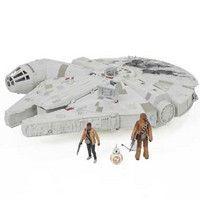 Bart Smit NL - Bart Smit Speelgoedboek 2015 - Star Wars Millennium Falcon Hero voertuig