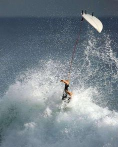 Save me flying surfboard!