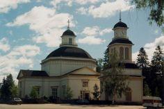 Alajärvi Lutheran church