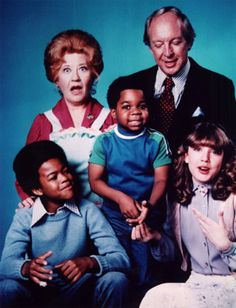 Different Strokes some good laughs thru the years