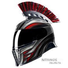 Sparta Helmet more info: www.nitrinos.ru