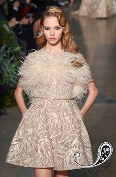 Elie Saab - Haute Couture Fashion Week Spring Summer 2015