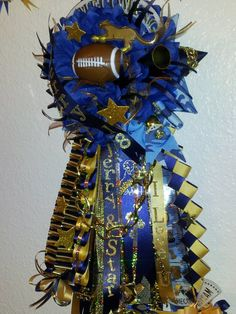 Edinburg North Homecoming Garter
