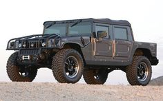 2006 Hummer H1 Alpha Open - Top picture, exterior