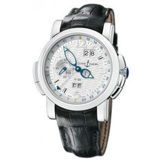 iwc portuguese regulator men s watch available through our brand ulysse nardin gmt perpetual men s watch available through our brand watches auction live