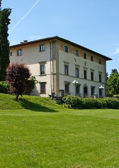 Villa Campestri, a Country house, Mansion property, located in Tuscany, Italy Countryside Hotel, Country Retreats, House Property, Country House Hotels, Italian Villa, Luxury Accommodation, Tuscany Italy, Villas, Mansions