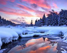 冬リメンバランス 冬 自然 高解像度で壁紙