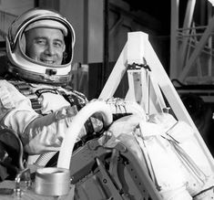 Gus Grissom, Apollo 1, Project Mercury, Risky Business, Nasa Astronauts, The Right Stuff, Space Images, Gemini, Indiana
