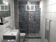 Πλακάκια μπάνιου Patchwork