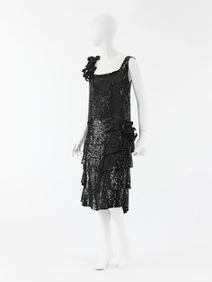 Dress  Coco Chanel, 1927  The Metropolitan Museum of Art