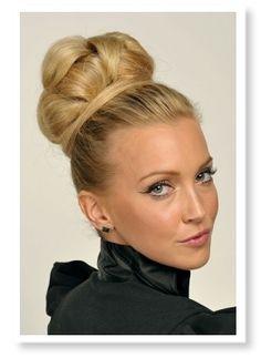 Miraculous 1000 Images About Modern Updo On Pinterest Gwen Stefani Updo Short Hairstyles Gunalazisus