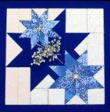 Artsi2 A2SMSNOW Snowflakes Wall Hanging Kit - A2SMSNOW, Artsi2, hanging, snowflakes, wall