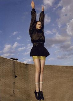 nastygal:  Lindsey Wixson for i-D Fall 2010 by Emma Summerton