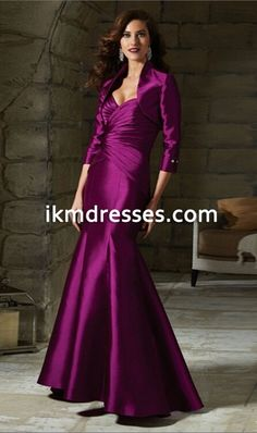 http://www.ikmdresses.com/Elegant-Gown-Sweetheart-with-Jacket-Plus-Size-Pleated-Satin-Mermaid-Mother-of-the-Bride-Dresses-2016-New-Arrival-p92729