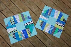Sarah's Blocks by RhubarbPatch, via Flickr