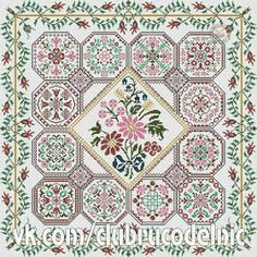 Flower Patch - by Papillon Creations Cross Stitch Sampler Patterns, Cross Stitch Samplers, Cross Stitch Kits, Cross Stitch Charts, Cross Stitch Designs, Cross Stitching, Cross Stitch Embroidery, Cross Stitch Pillow, Cross Stitch Rose