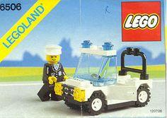 LEGO 6506 Precinct Cruiser