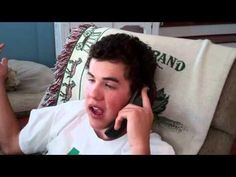 Haha! There are more videos of this kid on Youtube... Just look up Chaddy Wisdom Teeth and there are 3 others.. SO FUNNY