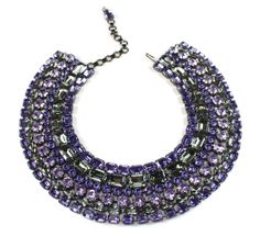 Alan Anderson for House of Lavande collar necklace