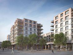 Studienauftrag Bandwiesareal, Rüti | Felix Partner – Architektur und Design interdisziplinär