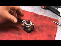 Weed Eaters, easy carburetor fix - YouTube