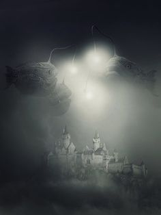 Mystical Worlds Created by Digital Artist Amandine van Ray - My Modern Metropolis