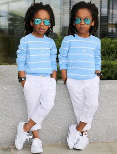 Today in Micro Fashion: The 8 Most Stylish Kids on Instagram – Rue Now