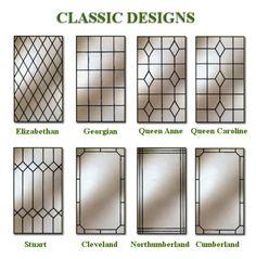 Vintage Leaded Windows   Leaded Glass   Double Glazed Units   West Berkshire   Advance Glass