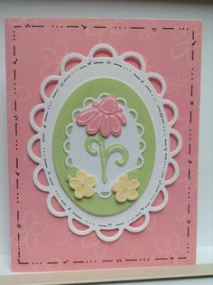 I LOVE TO MAKE CARDS