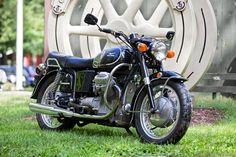 Rust and Glory: Moto Guzzi