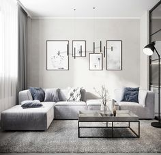 Small Living Room Layout, Living Room Seating, Small Living Rooms, Home Living Room, Living Room Furniture, Living Room Decor, Modern Home Interior Design, Home Room Design, Living Room Designs
