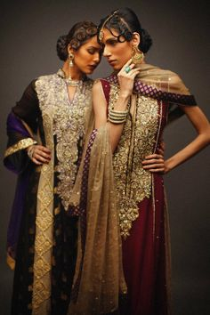 Deepak Perwani's Bridal Clothing Collection
